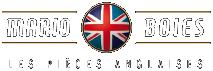 Les pièces anglaises Mario Boies